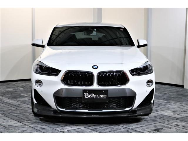 BMW Xモデルらしいオフロード走行と顧客の創造性を駆り立てる都会的な存在感を併せ持つSAC(スポーツ・アクティビティ・クーペ)である新型X2 xDrive 18d MスポーツXが入庫しました!