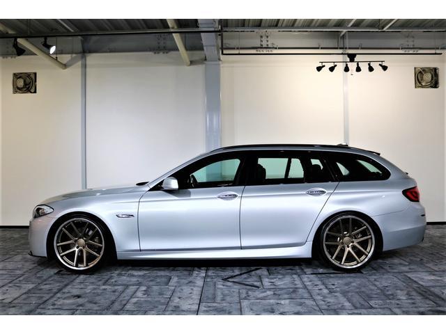 「BMW」「5シリーズ」「ステーションワゴン」「兵庫県」の中古車4