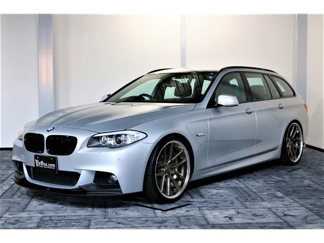 「BMW」「5シリーズ」「ステーションワゴン」「兵庫県」の中古車6