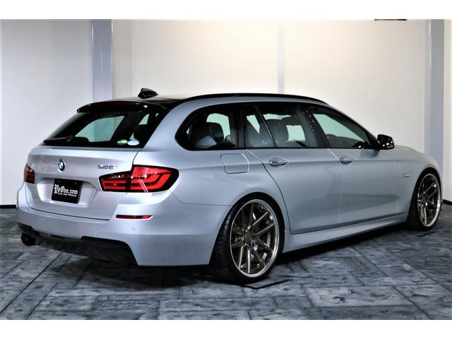 「BMW」「5シリーズ」「ステーションワゴン」「兵庫県」の中古車18