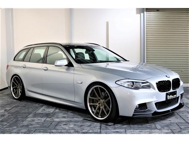 「BMW」「5シリーズ」「ステーションワゴン」「兵庫県」の中古車20