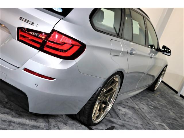 「BMW」「5シリーズ」「ステーションワゴン」「兵庫県」の中古車52