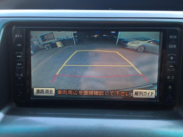 トヨタ エスティマ アエラス 純正HDDツインナビ 地デジ 両側電動スライド