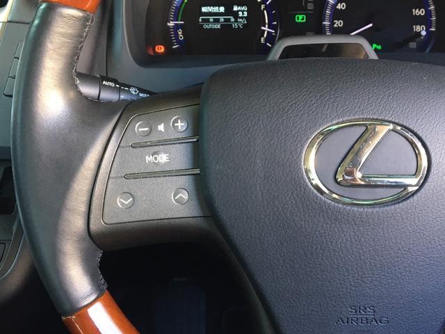「レクサス」「HS」「セダン」「京都府」の中古車24