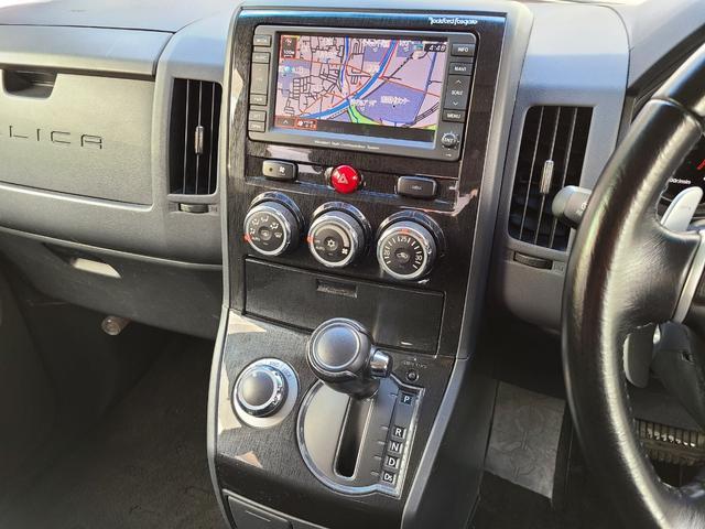 ローデスト G プレミアム HDDナビ 後席モニター フルセグTV DVD再生 Bluetooth FSBカメラ 両側電動スライド 電動リアゲート クルコン ステアリモコン ロックフォードサウンド HID フォグ 切替え4WD(21枚目)