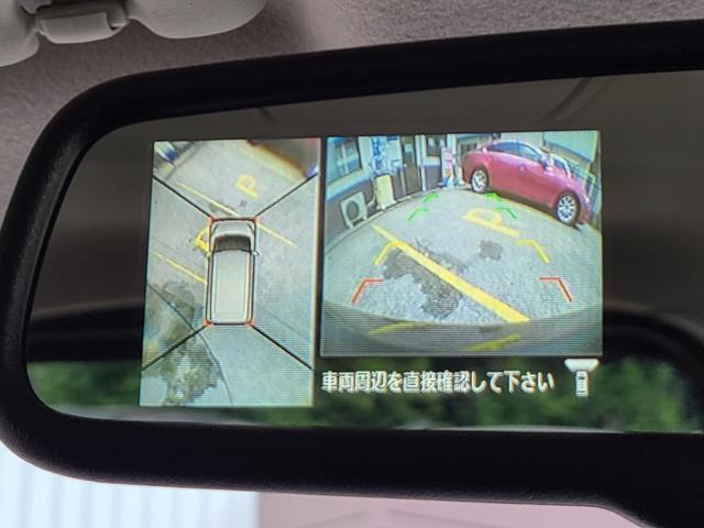 ハイウェイスター X Gパッケージ 純正ナビ 地デジ 両側電動スライド HIDライト&フォグ アイドリングストップ Bluetooth接続 AUX アラウンドビューモニター サイドエアバッグ 革巻ハンドル ETC 純正15インチAW(27枚目)