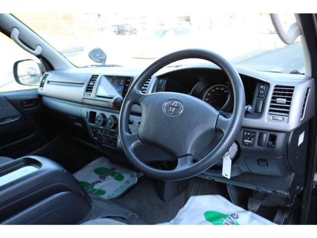 運転席エアバッグ&ABSは標準装備です。