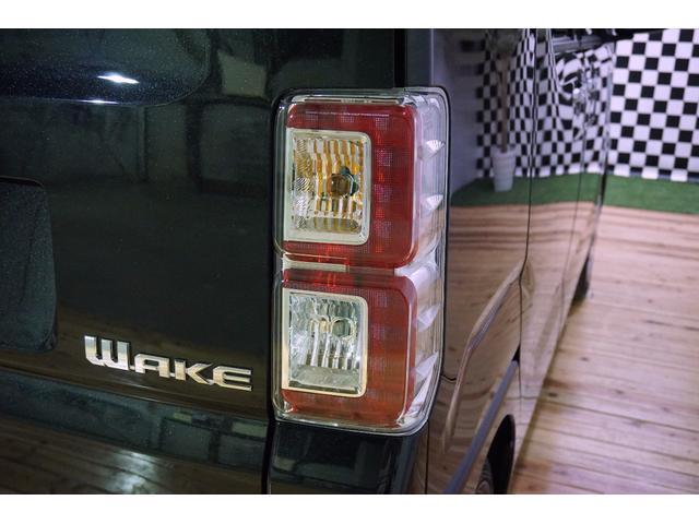 ダイハツ ウェイク L プッシュスタート スマートキー 片側電動スライドドア