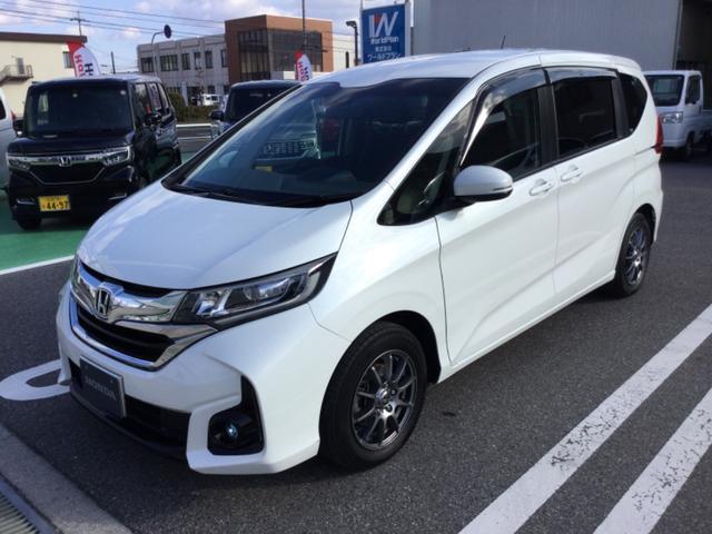 「ホンダ」「フリード」「ミニバン・ワンボックス」「滋賀県」の中古車4