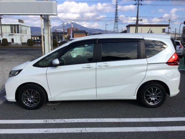 「ホンダ」「フリード」「ミニバン・ワンボックス」「滋賀県」の中古車5