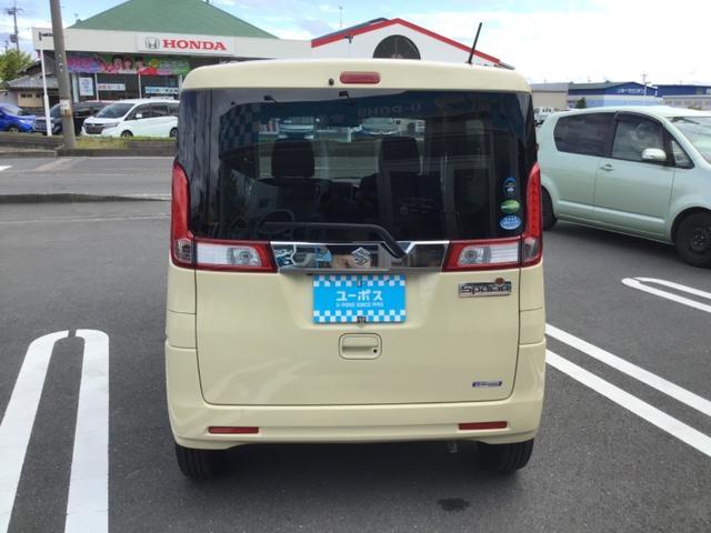 「スズキ」「スペーシア」「コンパクトカー」「滋賀県」の中古車4