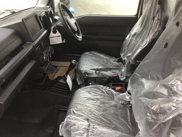 JC 登録済未使用車 マニュアル シフォンアイボリーM(12枚目)