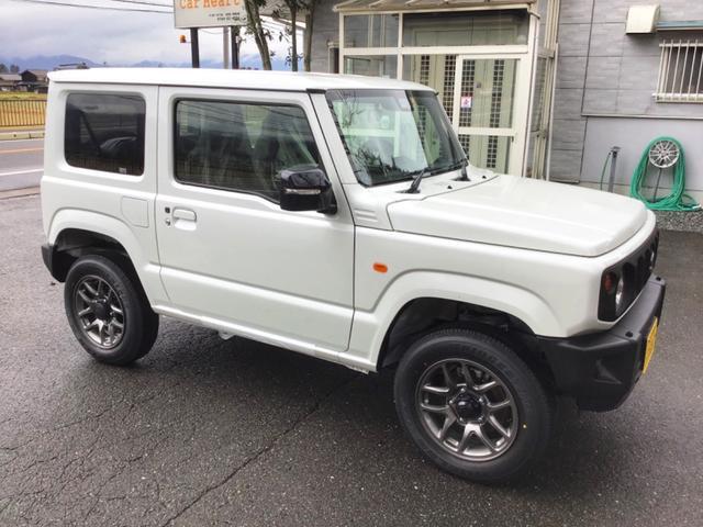 「スズキ」「ジムニー」「コンパクトカー」「滋賀県」の中古車4