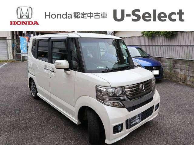 Hondaスマートキーシステム(アンサーバック/ウエルカムランプ機能付/Hondaスマートキー2個付)●電動格納式リモコンカラードドアミラー