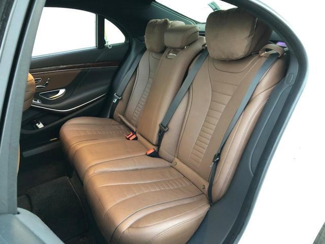 S550ロング左ハンAMG19インチS63仕様ブルメスター(15枚目)