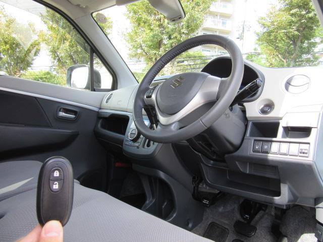 スズキ ワゴンR FZハイブリッド Sヒーター レーダーブレーキサポート
