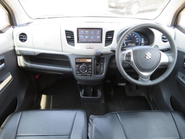 FZ 社外SDナビ レーダーブレーキサポート アイドリングストップ D席シートヒーター シートカバー 革巻きステアリング セキュリティアラーム ヘッドライトレベライザー(2枚目)