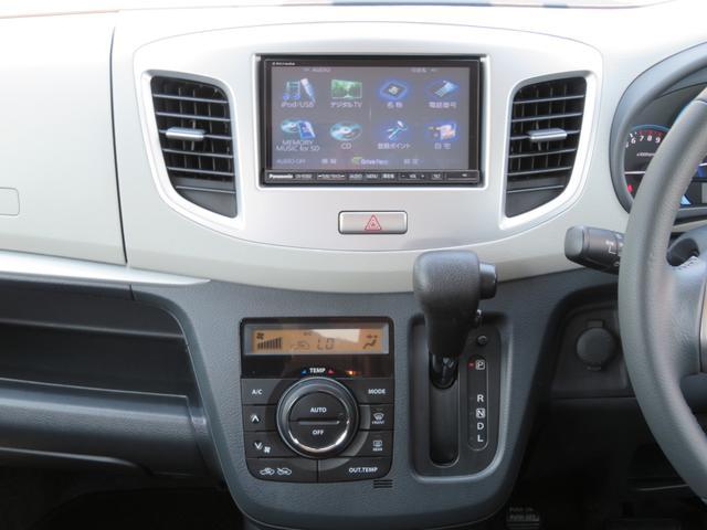 FZ 社外SDナビ レーダーブレーキサポート アイドリングストップ D席シートヒーター シートカバー 革巻きステアリング セキュリティアラーム ヘッドライトレベライザー(4枚目)