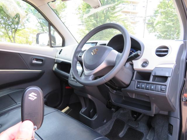 FZ 社外SDナビ レーダーブレーキサポート アイドリングストップ D席シートヒーター シートカバー 革巻きステアリング セキュリティアラーム ヘッドライトレベライザー(15枚目)