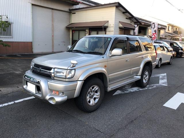SSR-G 4WD ナビ アルミホイール キーレス(2枚目)