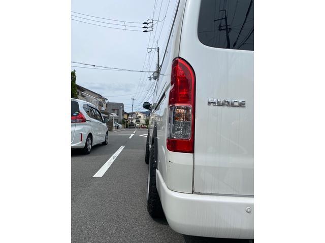 「トヨタ」「ハイエース」「その他」「京都府」の中古車6