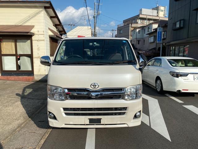 「トヨタ」「ハイエース」「その他」「京都府」の中古車2
