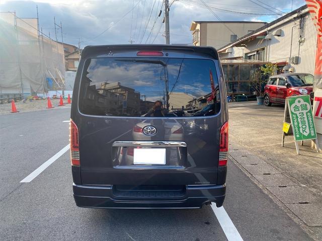 「トヨタ」「ハイエース」「その他」「京都府」の中古車8