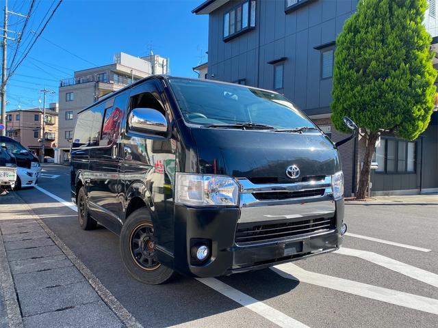 「トヨタ」「ハイエース」「その他」「京都府」の中古車4