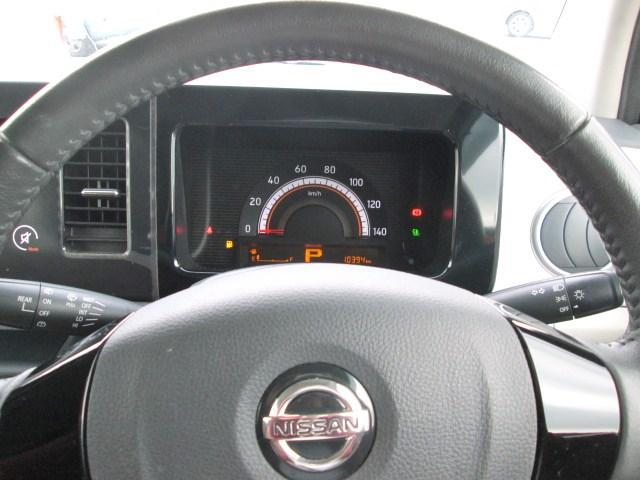 ◎燃費計測など気になるシステムも内蔵された見やすいメーターです!!