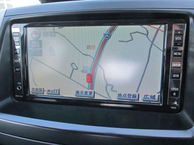 トヨタ ノア Si純正フルセグHDDナビ スマートキーHIDパドルシフト