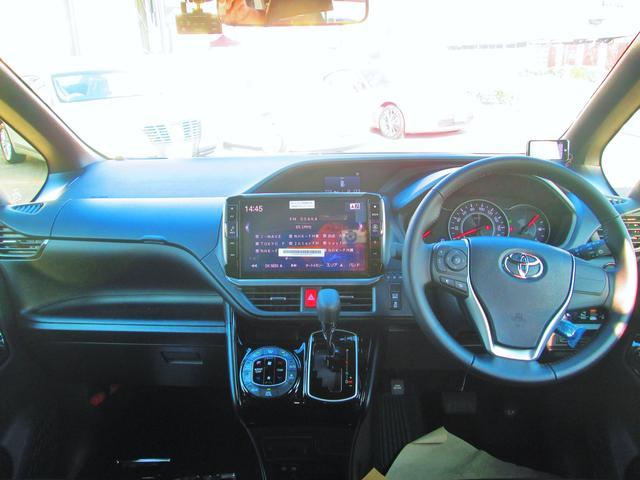 トヨタ ノア Si11インチフルセグナビ T'Zドラレコ未使用車
