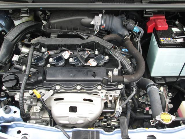 ◎CVTで燃費も改善され良く伸びるエンジンになっています!!
