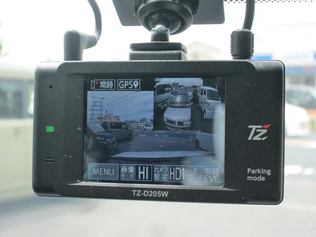 ◎T'Z前後ドライブレコーダーでさらに安心ですね!!