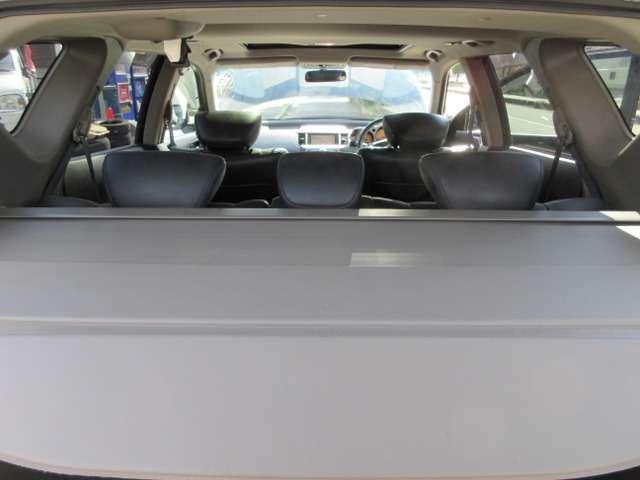 350XV FOUR 4WD 黒革 サンルーフ ナビ(18枚目)