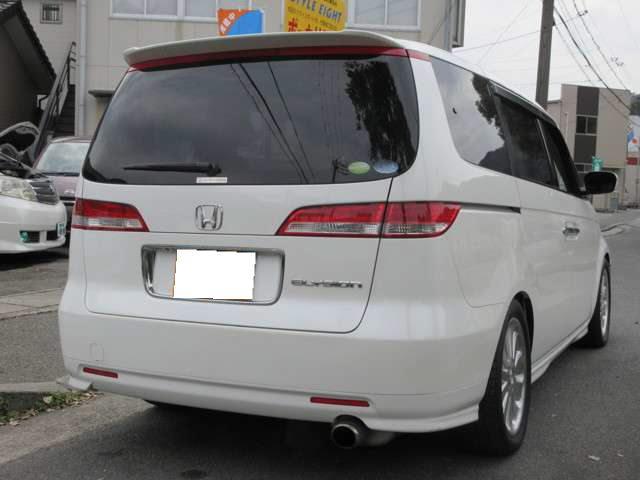 ホンダ エリシオン G ワンオーナー 車高調 20インチアルミ