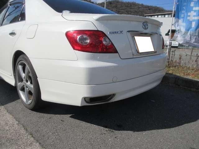 トヨタ マークX 250G Sパッケージ ヴェルティガ モデリスタ