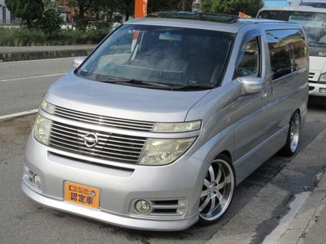 「日産」「エルグランド」「ミニバン・ワンボックス」「兵庫県」の中古車7