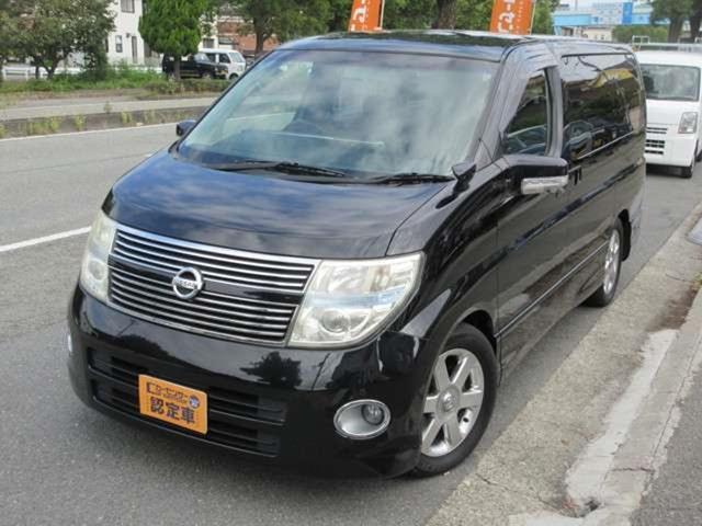 「日産」「エルグランド」「ミニバン・ワンボックス」「兵庫県」の中古車9