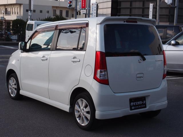 「スズキ」「ワゴンR」「コンパクトカー」「奈良県」の中古車9