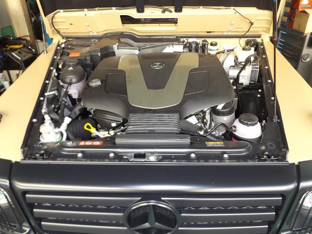 G350dプロフェッショナルオフロードパッケージ 新車並行(18枚目)