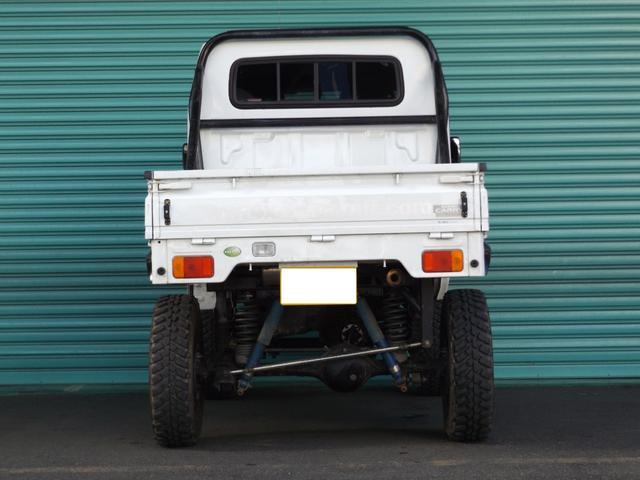 4WD 8インチリフトアップ ジャンボキャビン レカロシート(6枚目)