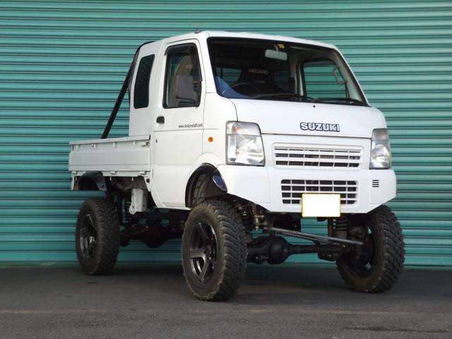 4WD 8インチリフトアップ ジャンボキャビン レカロシート(8枚目)