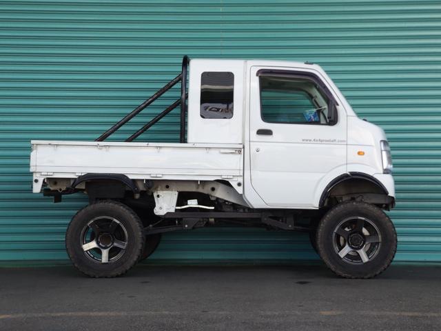 4WD 8インチリフトアップ ジャンボキャビン レカロシート(9枚目)