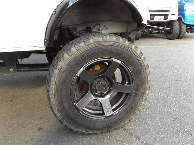 4WD 8インチリフトアップ ジャンボキャビン レカロシート(15枚目)