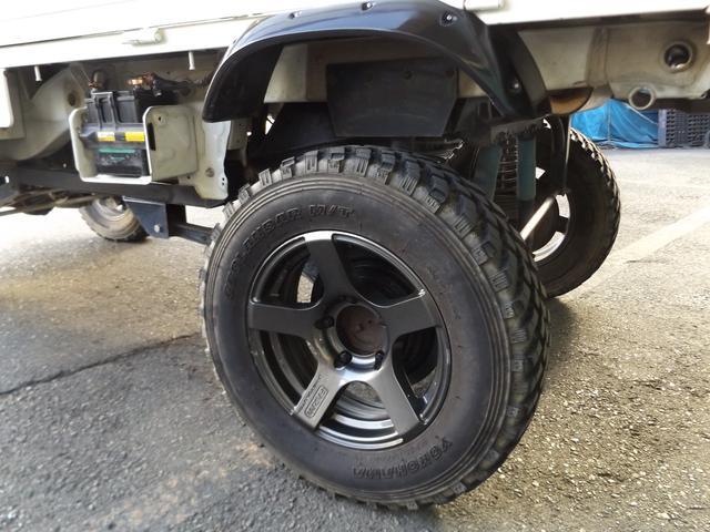 4WD 8インチリフトアップ ジャンボキャビン レカロシート(17枚目)