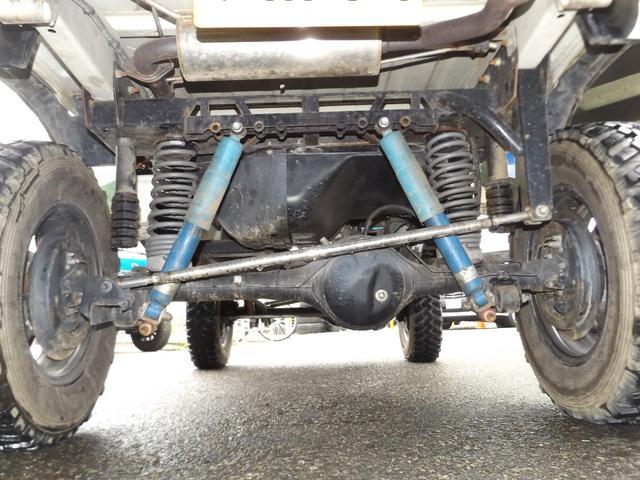 4WD 8インチリフトアップ ジャンボキャビン レカロシート(19枚目)