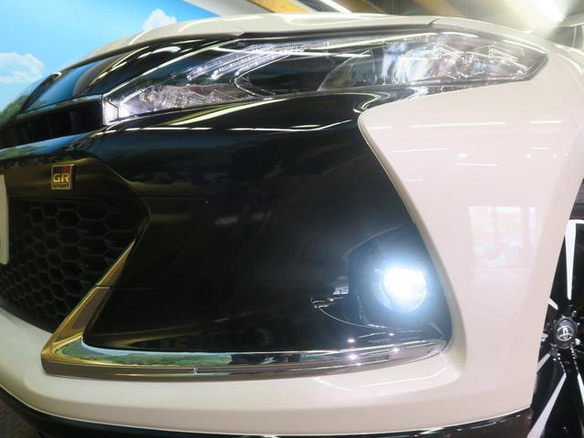 エレガンス GRスポーツ 登録済未使用車 LEDヘッドライト(18枚目)