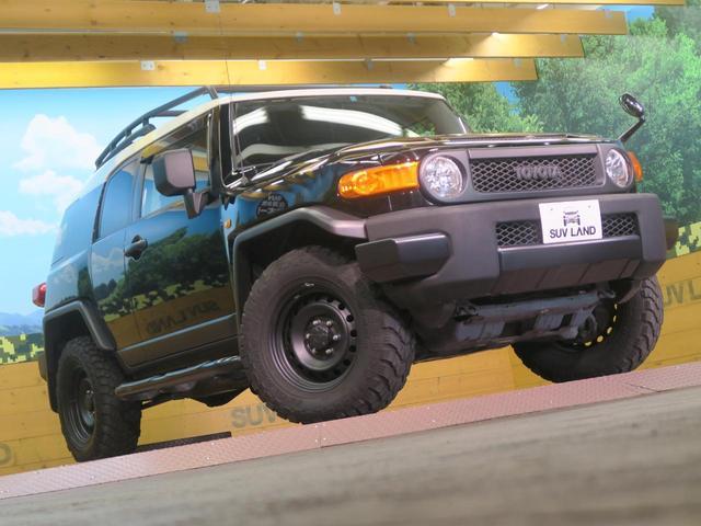 「トヨタ」「FJクルーザー」「SUV・クロカン」「兵庫県」の中古車37