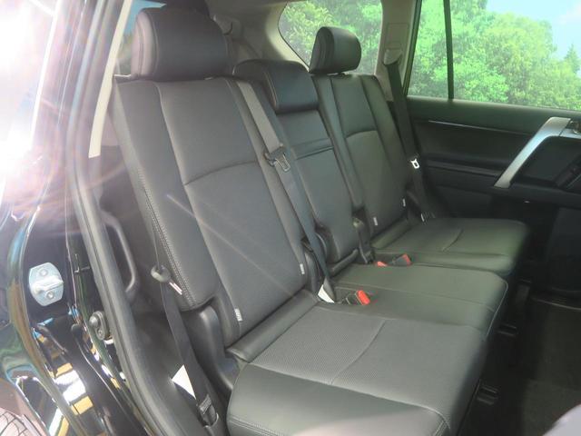 【後部座席】2列目のシートも広々していて居住性が高くなっています☆ファミリープランの方にもぴったりですね♪