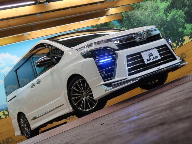 ZS 煌 モデリスタエアロ 社外18インチアルミ 純正10型ナビ 後席モニタ 衝突軽減装置 クルーズコントロール 両側電動スライドドア ETC オートライト LEDヘッドライト アイドリングストップ(21枚目)